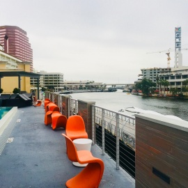 Aloft Hotel in Downtown Tampa is Your Home for Gasparilla!