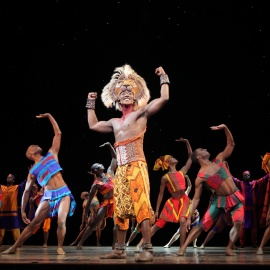 Disney's The Lion King Premiers At The Dr. Phillips Center On Valentine's Day