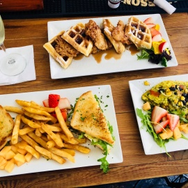 Downtown Orlando Restaurant Bar Elixir Serves Sunday Brunch