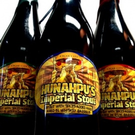 Cigar City's 9th Annual Hunapu's Day Celebrates A Treasured Imperial Stout at Raymond James Stadium