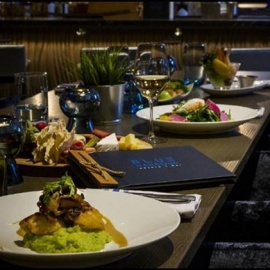 Blue Harbor Grand Opening at the Westin Tampa Makes a Splash with a Seafood Themed Menu