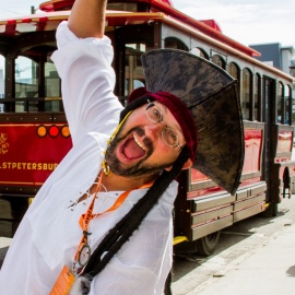 Tickets Available for Party Busses to Gasparilla!