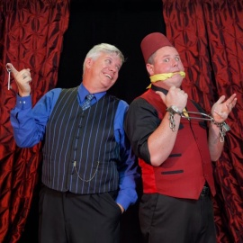 Magic and Mayhem Show Open for Group Bookings