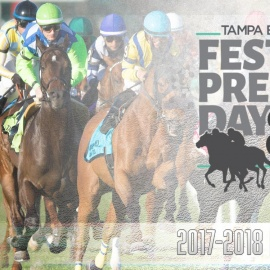 Festival Preview Day Highlights Four Stakes Races at Tampa Bay Downs February 10th