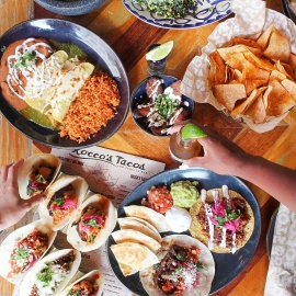 Rocco's Tacos Brings Authentic Mexican and Fun to Tampa