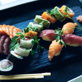 The Best Sushi in Downtown Miami