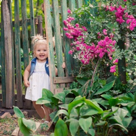 The Sarasota Children's Garden Enchants and Entertains