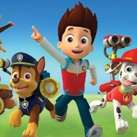 Paw Patrol Meet And Greet Toddler Time At Sky Zone!