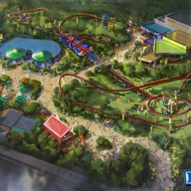 Toy Story Land Opening In Disney's Hollywood Studios Orlando