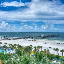 Clearwater Beach Ranked #1 Beach in the United States