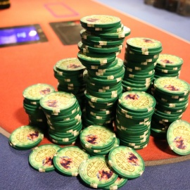 Silks Poker Room Has A Great March Scheduled, And Brings The Green on St. Patrick's Day