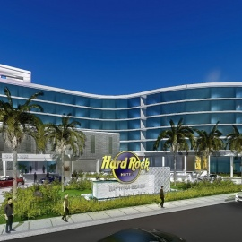 Hard Rock Hotel In Daytona Beach Opens It's Doors