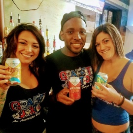 $4 Florida Beers Every Friday at Graffiti Junction