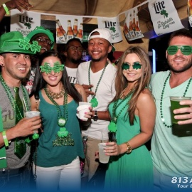 Celebrate St. Patrick's Day 2018 at MacDinton's in Tampa