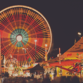 Last Week of the Central Florida Fair 2018!