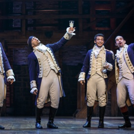 The Broadway Smash Hamilton Comes To Orlando