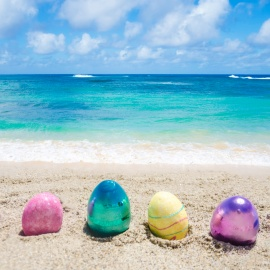 Easter Sunday Grand Buffet and Egg Hunt at Blockade Runner Beach Resort
