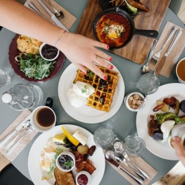 The Best Easter Brunches in Miami