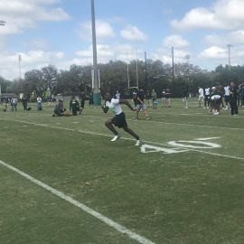 USF Pro Day 2018: Former Bulls Show Off For Pro Football Scouts and Coaches