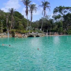Spend a Day at the Venetian Pool in Coral Gables