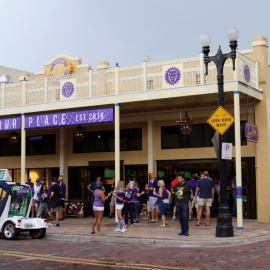Church Street District Hosts Official Orlando City Soccer Game Day Street Parties