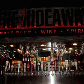 Check Out Some of the Best Drink Deals and Music in Town at The Hideaway in Clearwater