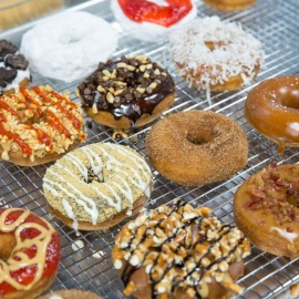 Little Blue Donut Co. Opens in Winter Park