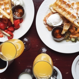 Mother's Day Brunches in Miami