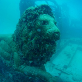 Neptune Memorial Reef in Miami