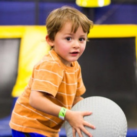 Boing! Fun Center Walks for Autism Speaks