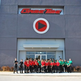 GameTime Grand Opening in Ocoee with a Weekend Long Party