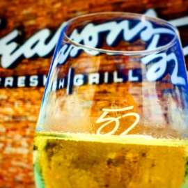Say Thanks To Mom With Mother's Day Brunch At Tampa's Seasons 52 Wine Bar & Grill