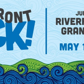 Tampa Celebrates Grand Opening of Julian B Lane Park With Riverfront Rock May 12 and 13