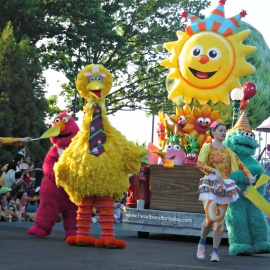 Sesame Street Land In SeaWorld Will Become Newest Orlando Attraction