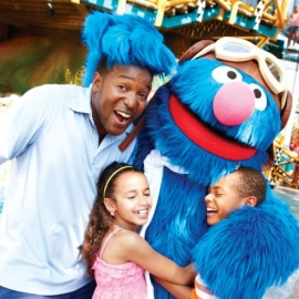 Busch Gardens Tampa Bay Presents Kids Weekends At Sesame Street Safari Of Fun During May