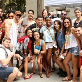 RumFest On Wall St. Plaza Brings Caribbean Vibes And Cocktails To Downtown Orlando