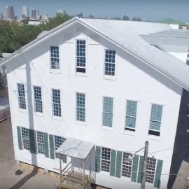 Ariel Quintela Turns Historic Ybor City Cigar Factory Building Into Angel Oliva Sr. Apartments