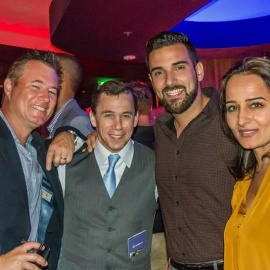 Blue Martini Pointe Orlando Hosts This Months Red Carpet Monday Networking Event