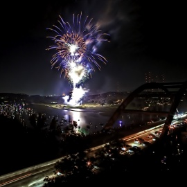 Fourth of July Live Music Events in Austin