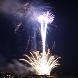 July 4th Events and Fireworks in Charleston