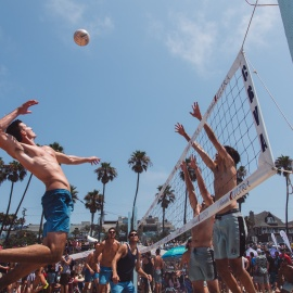Where to Play Beach Sports in Sarasota