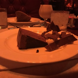 Happy World Chocolate Day! Check out the Chocolate Factory at Bern's Steakhouse Dessert Room