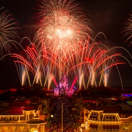 July 4th Celebrations At Theme Parks In Orlando