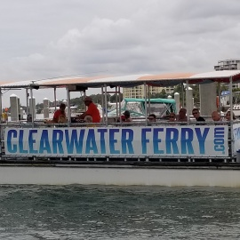 Clearwater Ferry Launches New Service to Dunedin