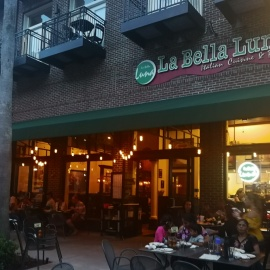 Fall In Love With The Traditional Italian Fare At La Bella Luna Baldwin Park