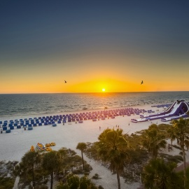 Florida Residents Stay in a State of Play at TradeWinds