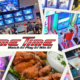 New Menu Keeps Things Sizzling at GameTime Miami!