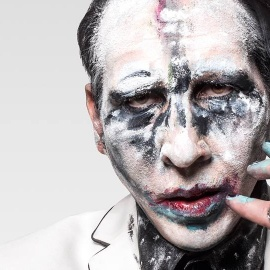 Marilyn Manson Performs At Hard Rock Live Orlando Halloween Night