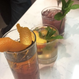 Cocktails Through Time at the Epicurean Hotel is a History Lesson in Mixology
