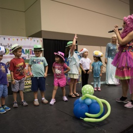 It's All Fun And Games At The Central Florida Family Kids Expo